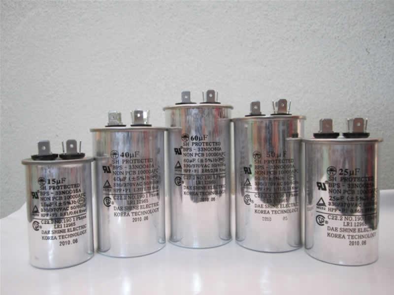 giá sửa máy bơm nước thay tụ