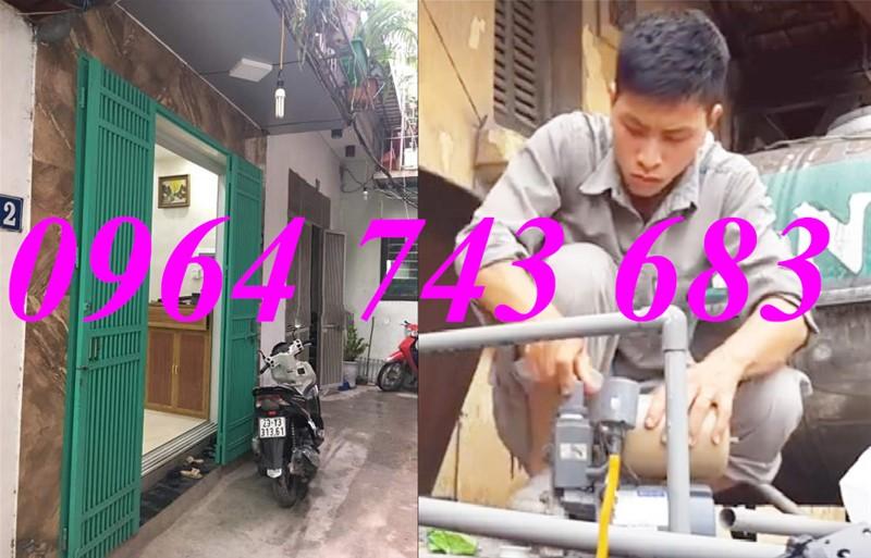 sửa máy bơm tại phố Ba La Hà Đông hà nội
