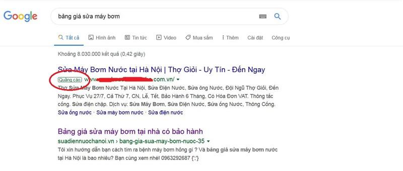 sua-may-bom-tai-ha-dong h