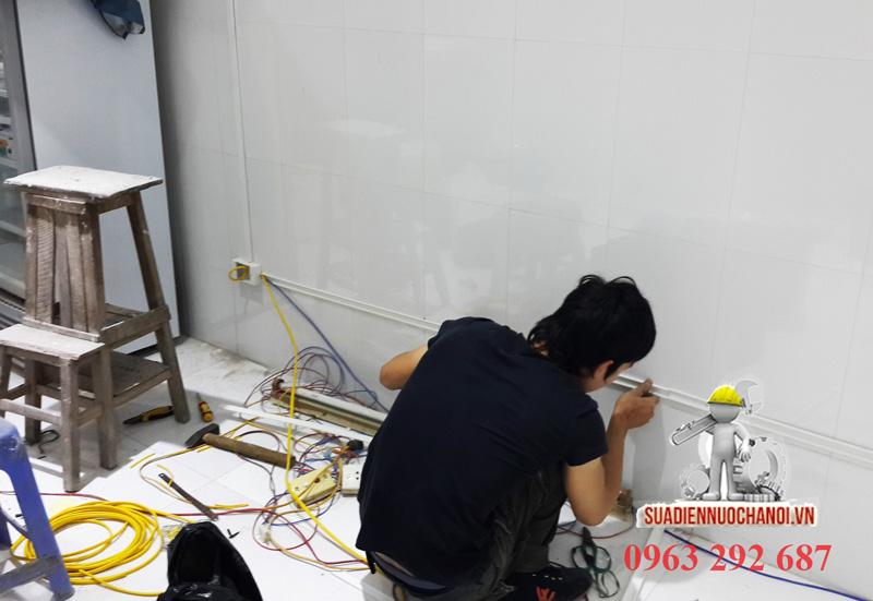 Dịch vụ sửa chữa điện nước Đức Hùng