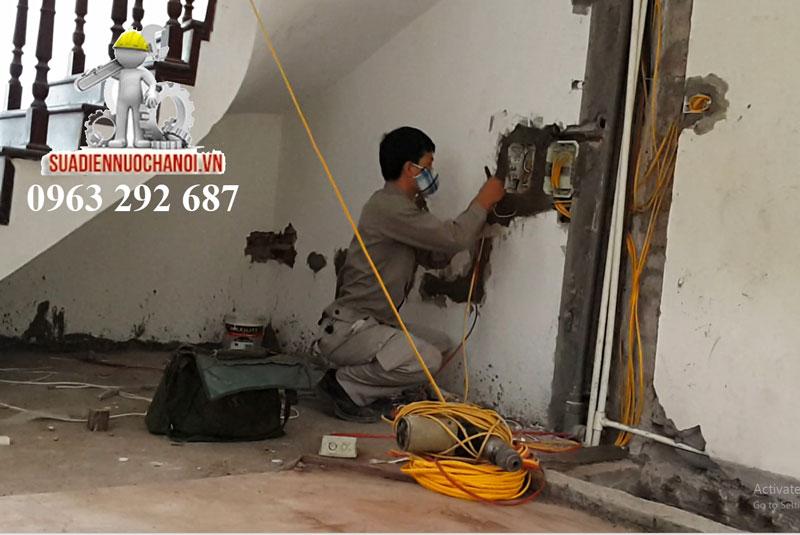 Sửa điện nước Đức Hùng