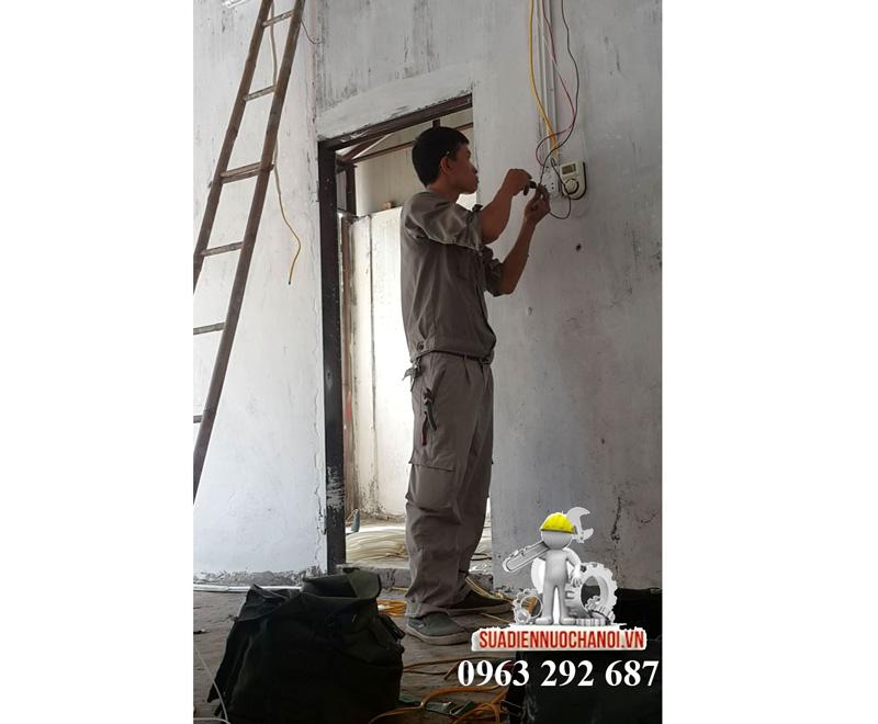 Thợ sửa chữa điện nước Đức Hùng