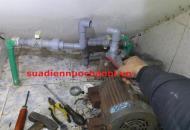 Bảng giá sửa máy bơm nước tại nhà