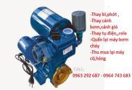 Sửa máy bơm nước Hà Nội
