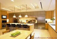 Thi công trần thạch cao phòng bếp